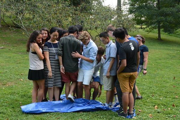 2015-09-04 International Student Orientation - Day 1