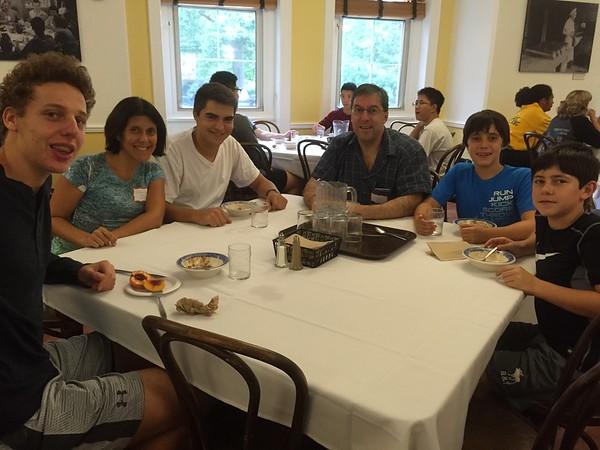 2015-09-13 Host Family Ice Cream Social